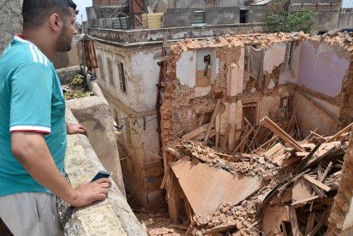 Insalubre. L'agonie de la Casbah d'Alger, trésor du patrimoine de l'Unesco