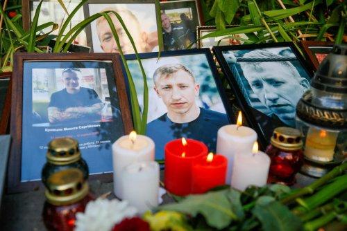 Ukraine. Le militant biélorusse Vitali Chychov retrouvé pendu à Kiev