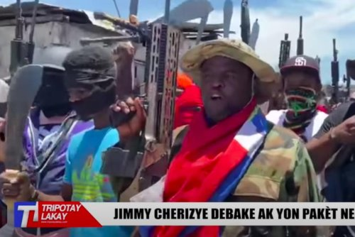 """Terreur. En Haïti, le chef de gang Jimmy """"Barbecue"""" promet de venger le président assassiné"""