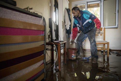 Intempéries. La Grèce noyée par les pluies