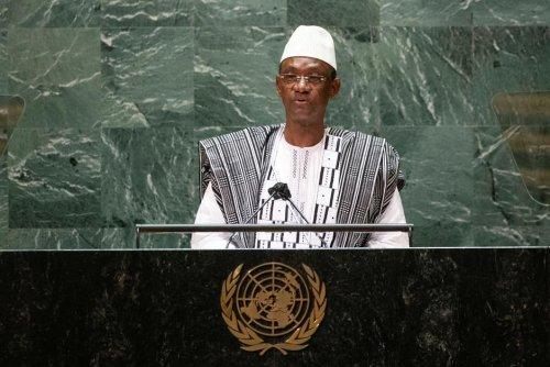 """Verbatim. À l'ONU, """"coup de sang"""" du Premier ministre malien contre la France"""