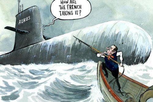Vu du Royaume-Uni. Le pacte Aukus montre que Macron a raison sur l'Otan