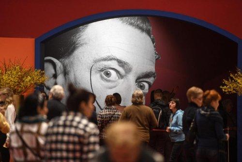 """Art. Après plus de cinquante ans, la """"Madone cosmique"""" de Dali réapparaît"""