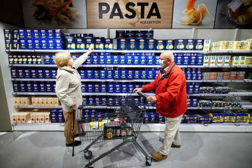 Alerte. En Italie, le prix du paquet de pâtes va-t-il exploser?