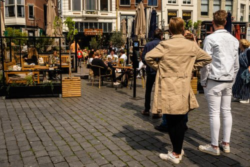 Évolution. Les Néerlandais, peuple de plus grande taille au monde, ont commencé à rapetisser