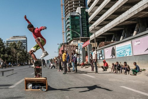 Série d'été. Les joyaux architecturaux d'Addis-Abeba enterrés sous les tours