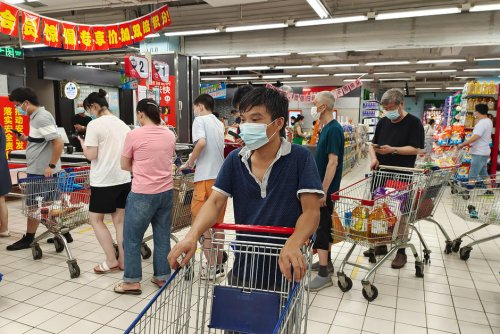 Résurgence. Wuhan, foyer de l'épidémie de Covid, enregistre ses premiers cas depuis plus d'un an