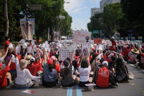 Étude. En Corée du Sud, le fléau des crimes sexuels voyeuristes