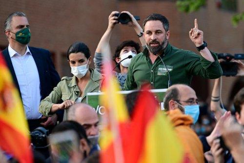 Espagne. Élections à Madrid : une affiche du parti d'extrême droite Vox suscite un tollé