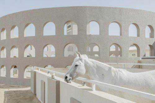 Diaporama. Les paradis artificiels du Koweït
