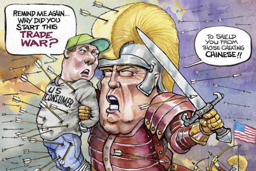Guerre commerciale. Chine - États-Unis : Il n'y aura pas de vainqueur