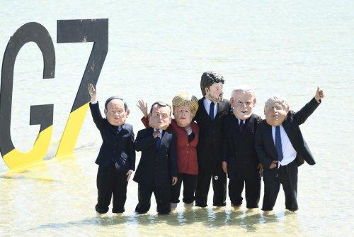G7. La planète a perdu ses leaders
