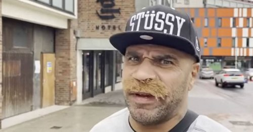 Superstar DJ Goldie hammers Coventry hotel in scathing video
