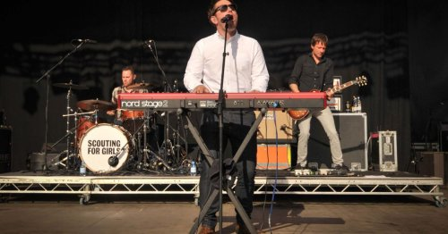 Scouting for Girls to perform in Coventry later this year