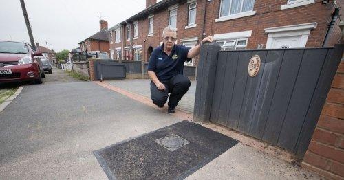 NHS worker slams Severn Trent as workmen leave £1.6k dropped kerb 'a joke'