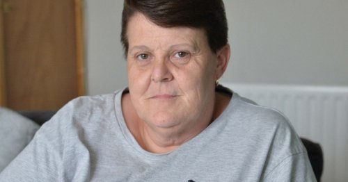 Woman left in flat leaking water for more than a year