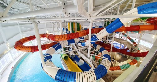 You can now book tickets for The Wave waterpark