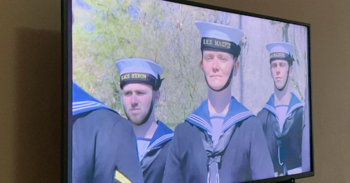Coventry woman part of Royal Navy contingent at Prince Philip's funeral