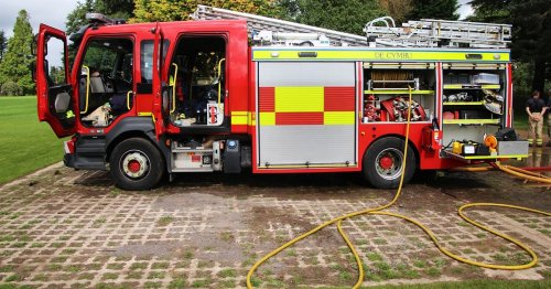 Fire in Dugdale Street, Nuneaton, severely damages flat