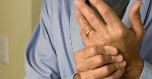 Pins and needles in your hands can be early sign of vitamin B12 problems