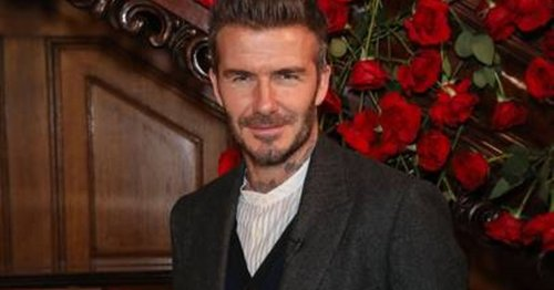 David Beckham in Nandos and seven other times celebrities randomly visited Cov