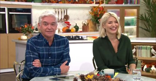 Holly Willoughby divides ITV This Morning fans with unusual rant