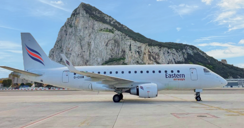 New route to Gibraltar from Birmingham Airport