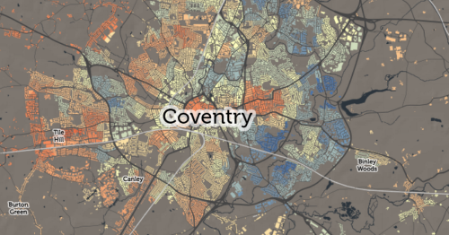 The healthiest and unhealthiest places to live in Coventry revealed
