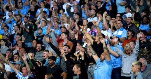 Coventry City join Everton in elite club after brilliant start to season