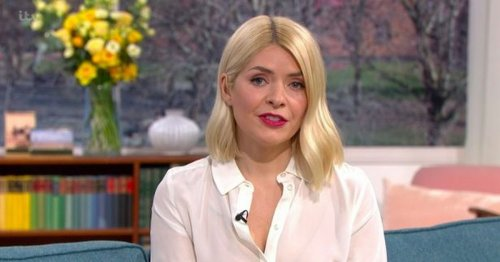 Holly Willoughby in talks with producers about leaving This Morning