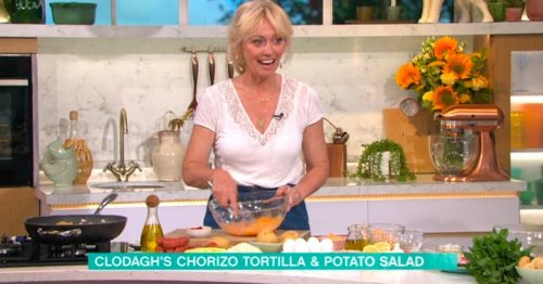 ITV This Morning viewers floored by chef Clodagh McKenna's x-rated gaffe