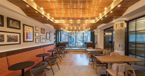 A look inside the new Belgrade Cafe