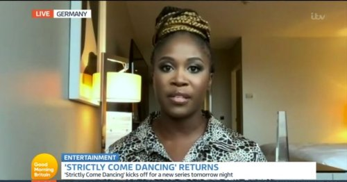 Motsi Mabuse already knows who'll win Strictly Come Dancing 2021