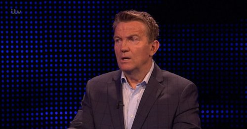 Bradley Walsh stunned by 'answer of the century' on The Chase