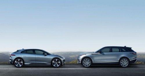 Jaguar Land Rover reveals a sales slide but remains optimistic
