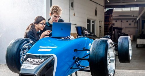 Coventry University to offer Formula 1 scholarship