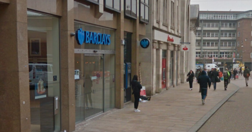 Another Barclays Bank closure in Coventry