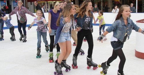 Open air roller disco coming to Coventry city centre this half term holiday