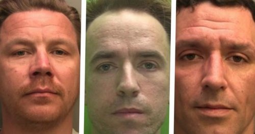 Two drug gangs behind £1.36 million cocaine network jailed for 100 years