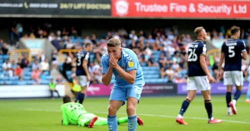 Sky Blues boss on hot Gyokeres and chances galore at Millwall