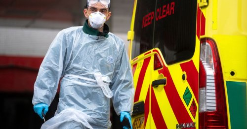 UK coronavirus death toll rises by 22 - with one in Birmingham