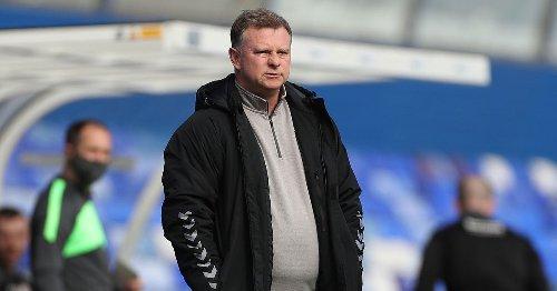 Sky Blues boss Mark Robins insists still work to do