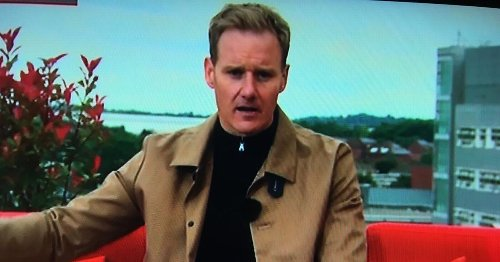 Dan Walker's rooftop broadcast as BBC Breakfast comes to Coventry