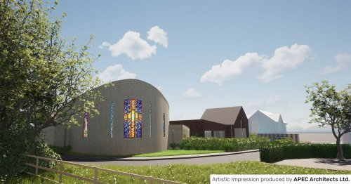 Plans for new Catholic church in Warwickshire costing £1.5m revealed