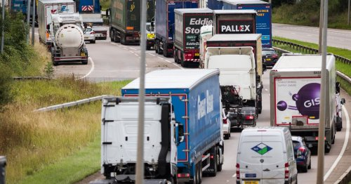 Live updates on A46, M6, M42, M40 traffic in Coventry and Warwickshire