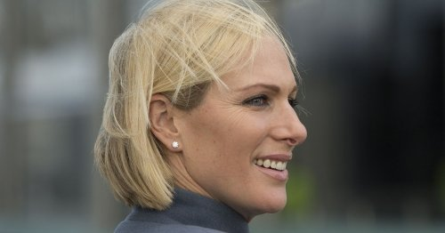 Zara Tindall's gesture ensured Princess Charlotte wasn't upstaged