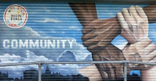 More incredible new street art in Nuneaton