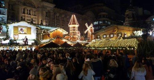 Birmingham Christmas German Market is back this year
