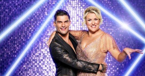Strictly's Aljaz Skorjanec hits back at trolling of partner Sara Davies