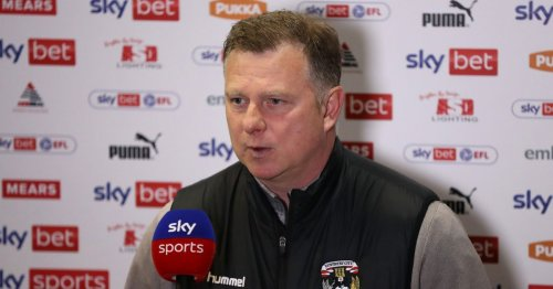 Every word from Sky Blues boss after Rotherham victory